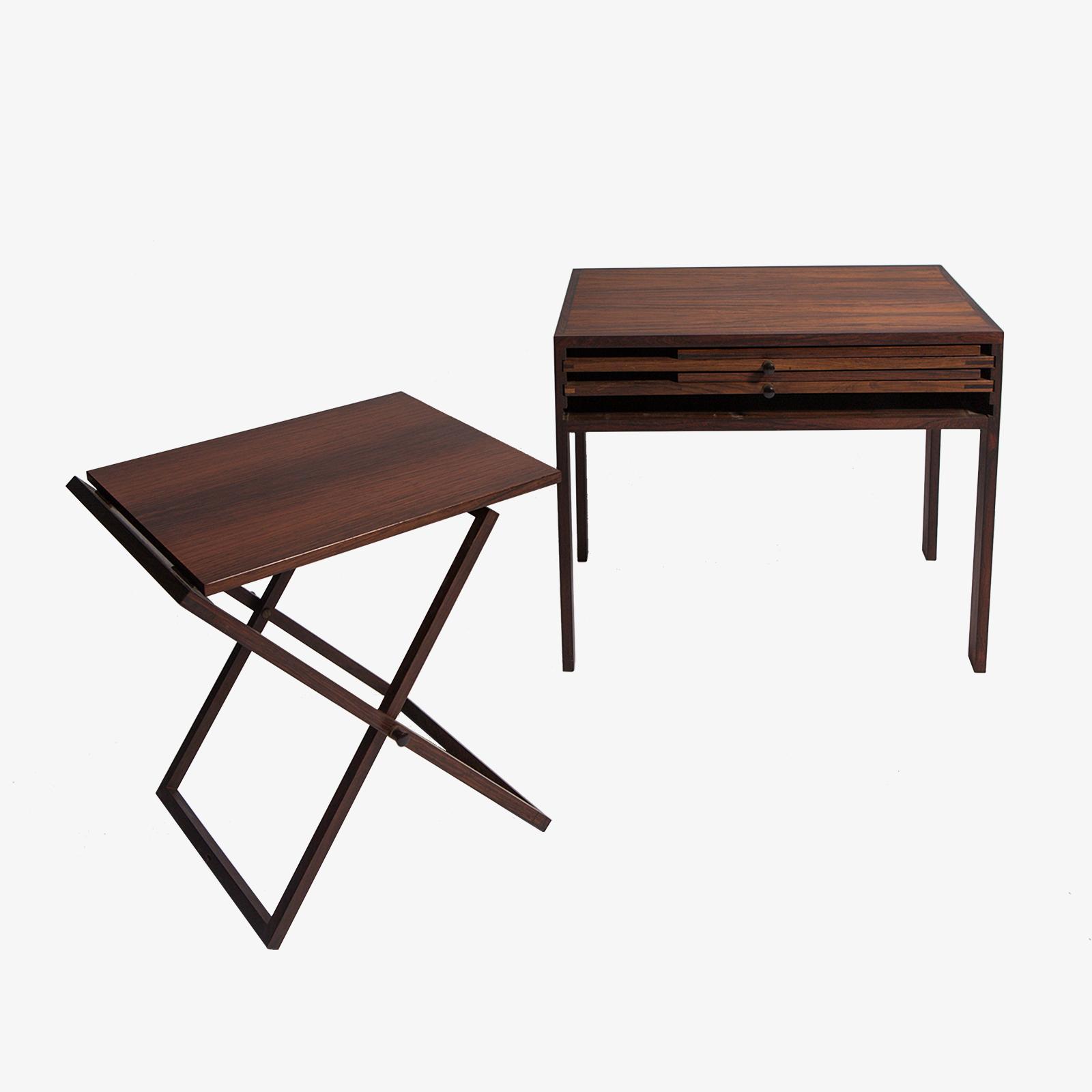 regenerationfurniture_291_illumwikkelsosilkborg_set_of_three_folding_tables_stored_in_side_table_denmark_1960s_rosewood_brass_metal_manufacturer_label_01